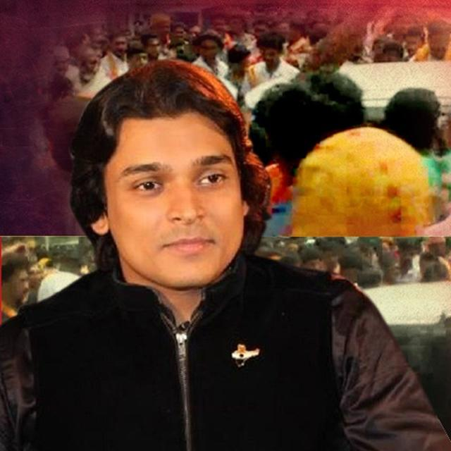 14-DAYS CUSTODY FOR RAHUL EASWAR; TO GO ON HUNGER STRIKE