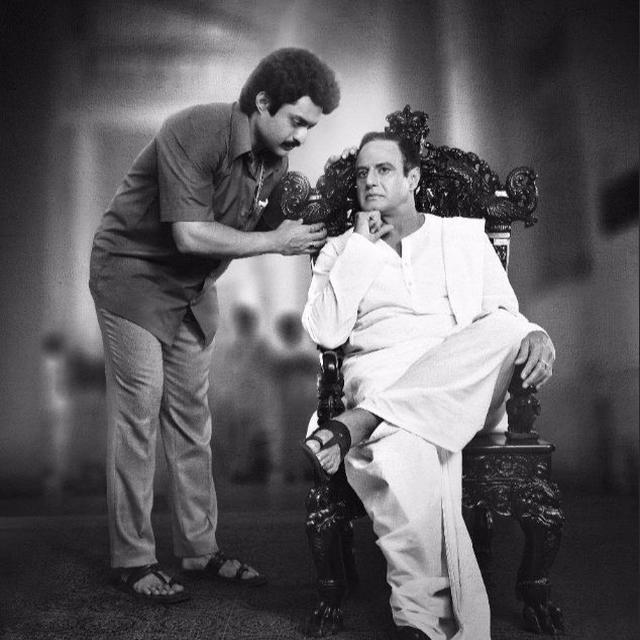 NTR BIOPIC: NANDAMURI KALYANRAM UNVEILS FIRST LOOK AS NANDAMURI HARIKRISHNA