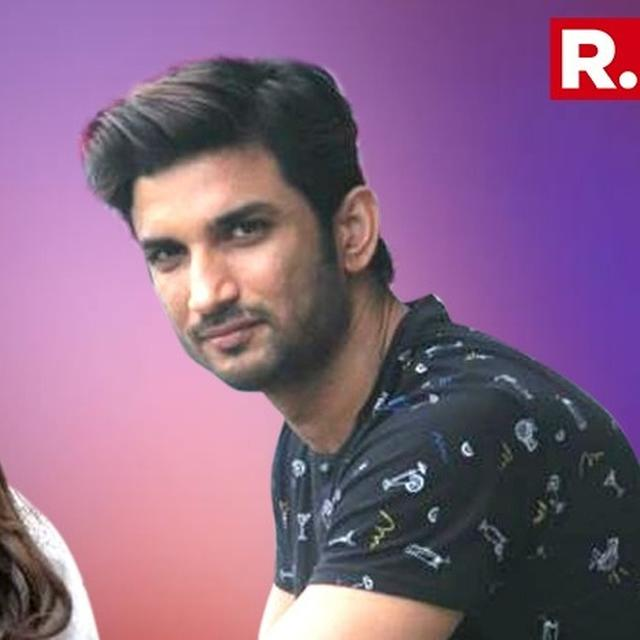 #METOO: SUSHANT SINGH RAJPUT REACTS TO SEXUAL HARASSMENT ALLEGATIONS