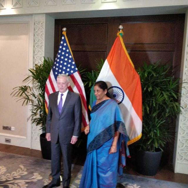SITHARAMAN HOLDS BILATERAL TALKS WITH HER US, ASEAN COUNTERPARTS IN SINGAPORE