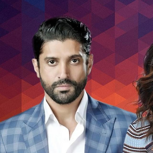 PRIYANKA CHOPRA AND FARHAN AKHTAR LOOK ALL SET FOR 'THE SKY IS PINK' IN THIS BTS PHOTO