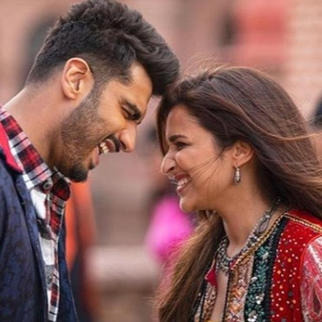 PARINEETI CHOPRA REACTS TO ARJUN KAPOOR'S GRANDMOTHER'S COMMENT THAT SHE'S 'PERFECT BRIDE' FOR HIM