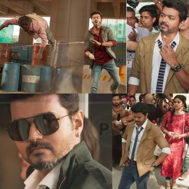 SARKAR TEASER: THALAPATHY VIJAY-KEERTHY SURESH STARRER TO GIVE 'THUGS OF HINDOSTAN' COMPETITION THIS DIWALI