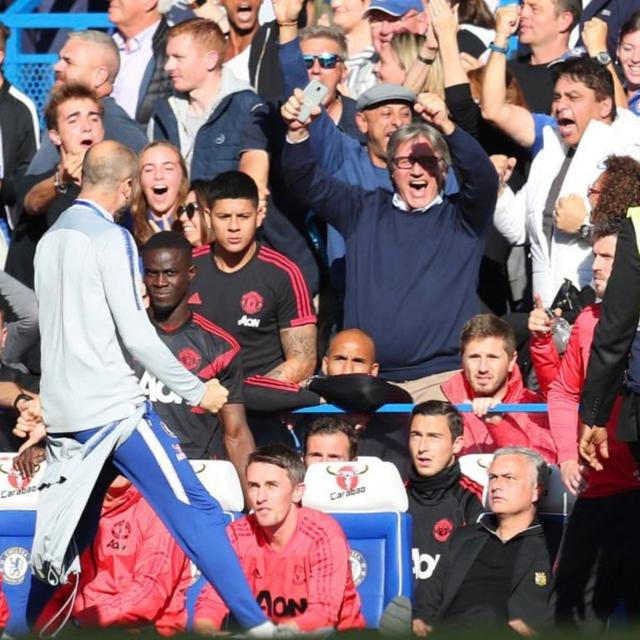 WATCH: WHAT MADE JOSE MOURINHO FURIOUS