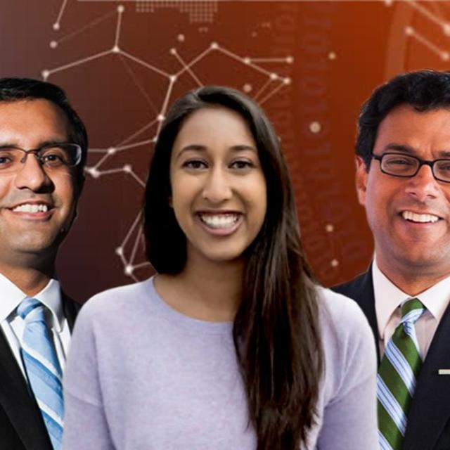 THREE INDIAN-AMERICAN IN TIMES MAGAZINE 'HEALTH CARE 50' LIST