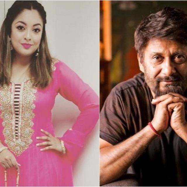 #METOO: TANUSHREE DUTTA TO APPROACH POLICE TO FILE FIR AGAINST VIVEK AGNIHOTRI AFTER HE 'CONFESSES TO OWN CRIME'