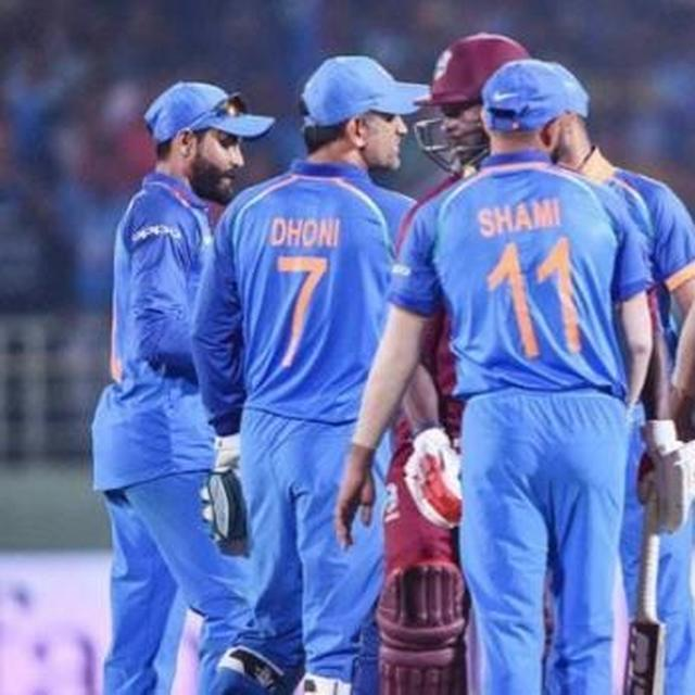 INDIA, WEST INDIES SECOND ODI ENDS IN A TIE