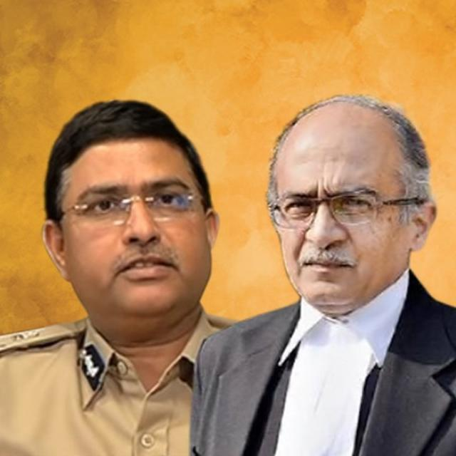 PRASHANT BHUSHAN MOVES SC SEEKING REMOVAL OF ASTHANA FROM CBI