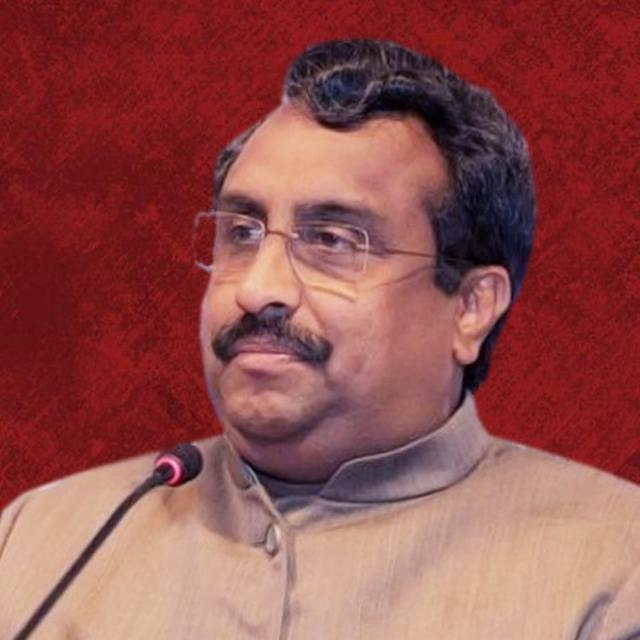 ''INDIA ATTACHES GREAT SIGNIFICANCE TO THE ISSUE OF GILGIT BALTISTAN'' SAYS RAM MADHAV
