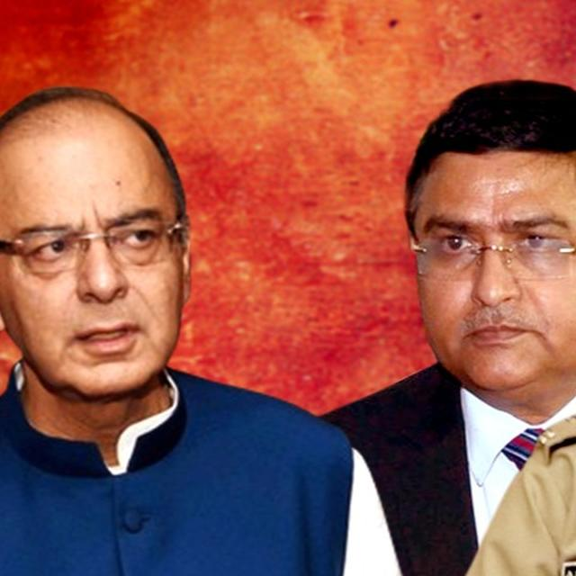 SC'S ORDER ON CBI ROW IS A POSITIVE DEVELOPMENT: ARUN JAITLEY