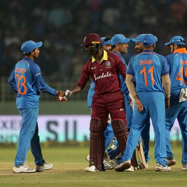 THIRD ODI: INDIA LOOK TO EXTEND LEAD AGAINST WEST INDIES