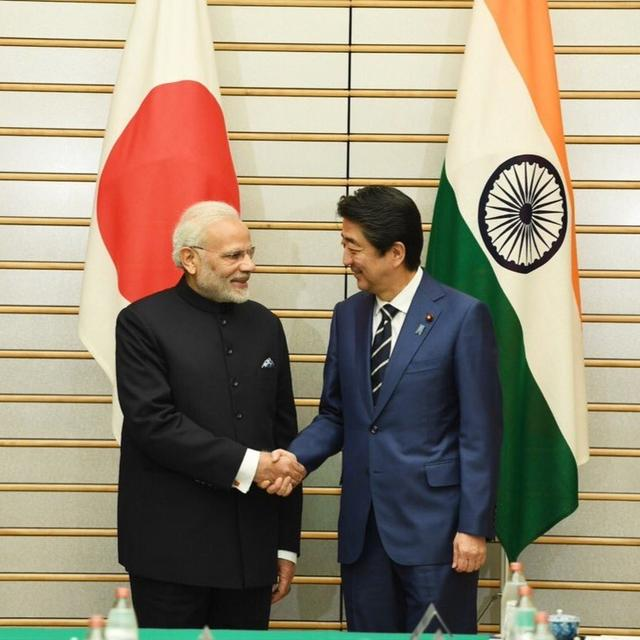 India, Japan Sign USD 75 bn Currency Swap Agreement