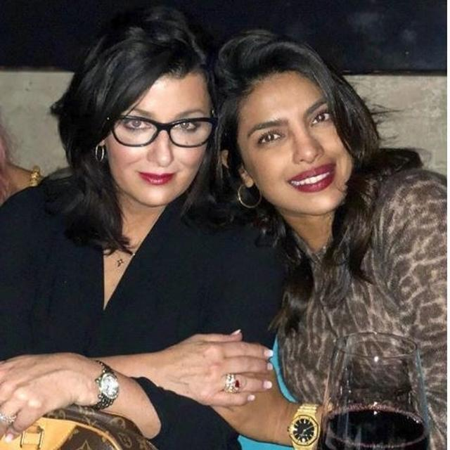 PRIYANKA CHOPRA'S MOTHER-IN-LAW HAS THIS TO SAY ABOUT HER!