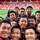 THAI CAVE RESCUE BOYS MEET THEIR MANCHESTER UNITED HEROES