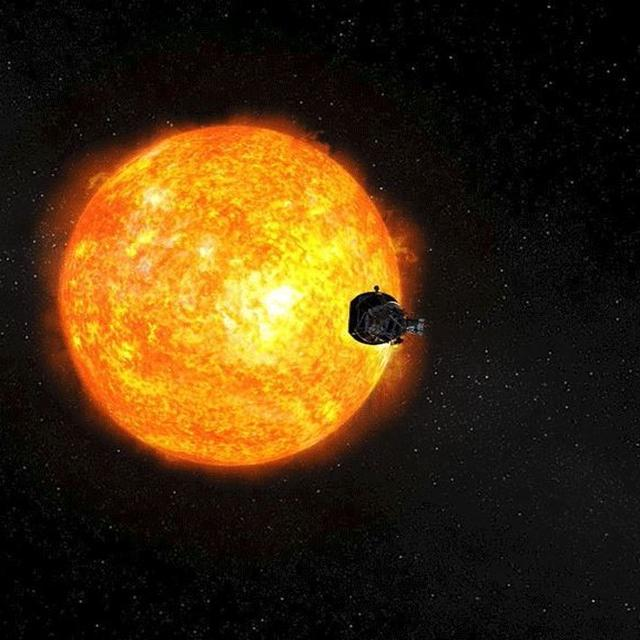 PROBE MAKES CLOSEST EVER APPROACH TO SUN