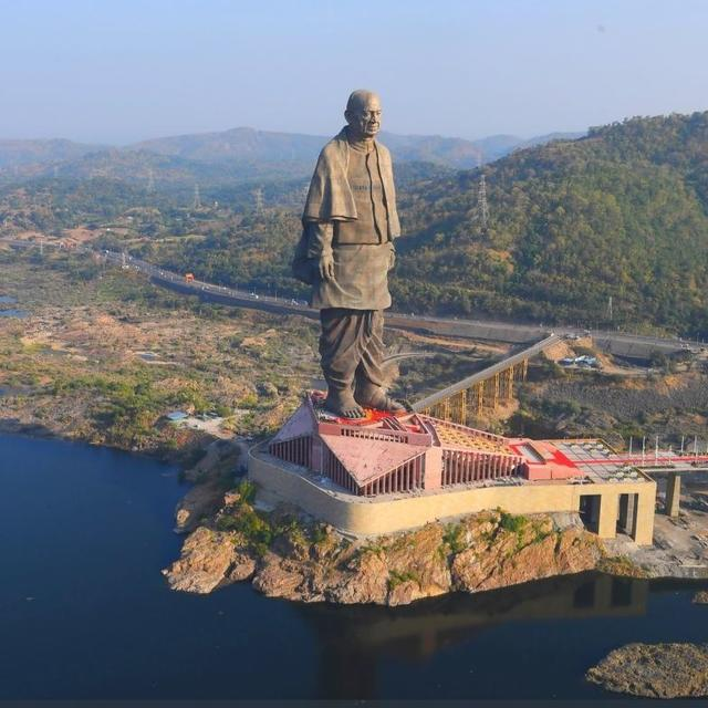 STATUE OF UNITY INAUGURATION: LIVE UPDATES