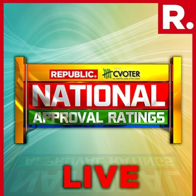 NATIONAL APPROVAL RATINGS | LIVE