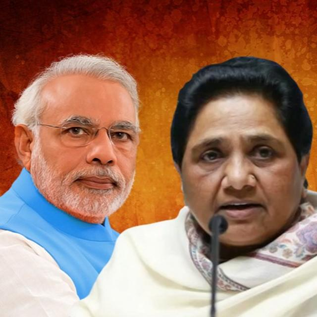 PROJECTION: HOW UP LOK SABHA FATE HINGES ON MAYAWATI