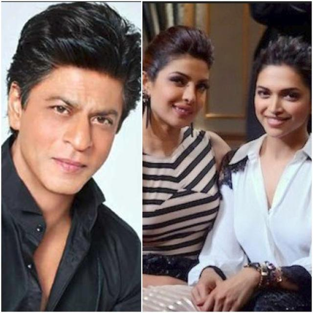 WATCH: SHAH RUKH KHAN IS ASKED ABOUT THE IMPENDING WEDDINGS OF DEEPIKA PADUKONE AND PRIYANKA CHOPRA. THIS IS HIS RESPONSE