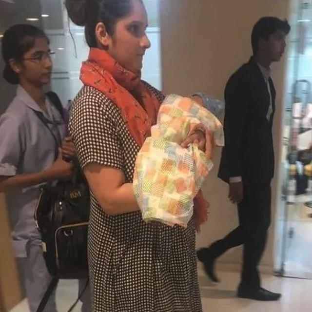 SANIA MIRZA SHARES A LOVING POST FOR HER SON IZHAAN MIRZA MALIK