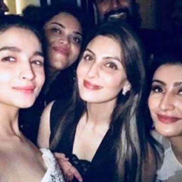 DOES RANBIR KAPOOR'S SISTER RIDDHIMA KAPOOR SAHNI APPROVE OF ALIA BHATT? HERE'S WHAT SHE HAS TO SAY