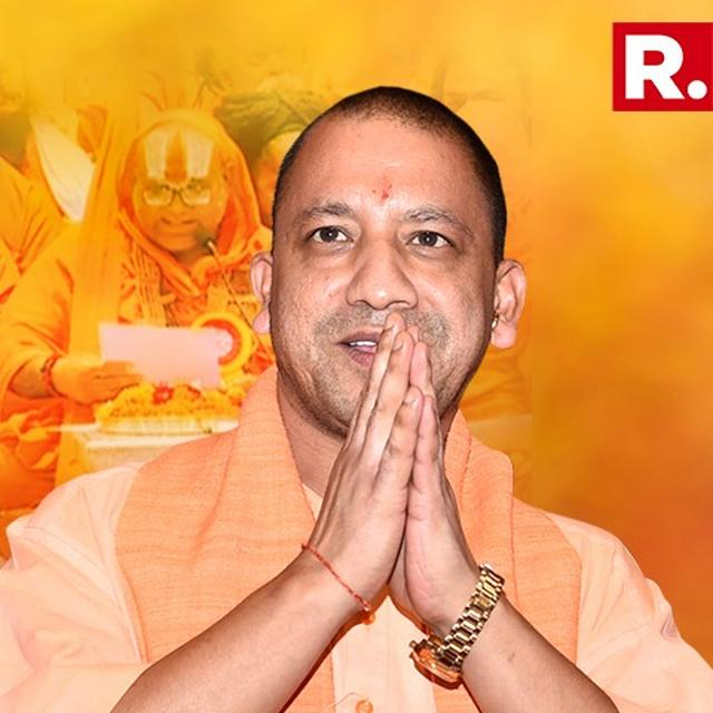 YOGI ADITYANATH INVITES SEERS TO AYODHYA FOR DIWALI CELEBRATION