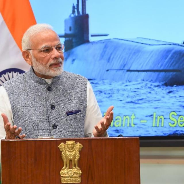 MASSIVE: 'FITTING RESPONSE TO NUCLEAR BLACKMAILER': PM MODI HAILS INS ARIHANT