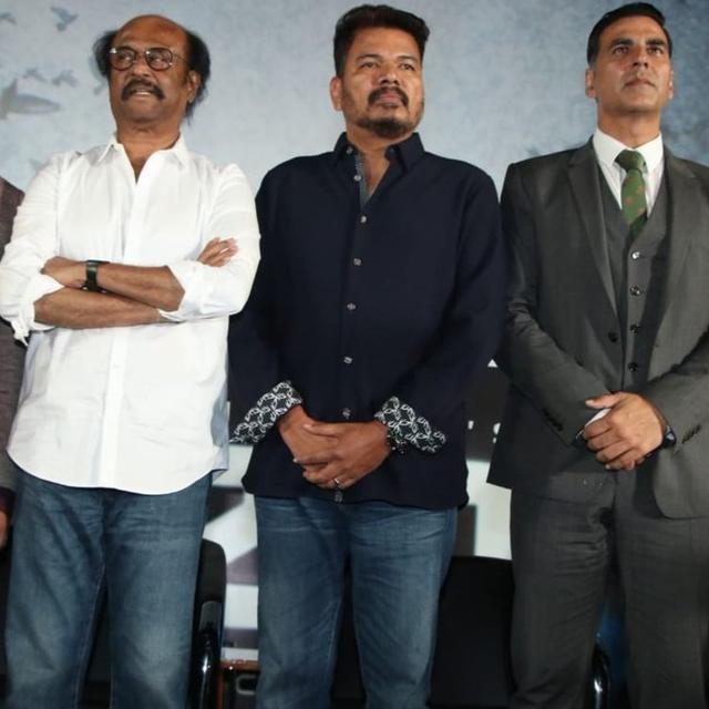 2.0: RELATIONS BETWEEN RAJINIKANTH-AKSHAY KUMAR NOT AS HUNKY-DORY AS SHOWN IN PROMOTIONS?