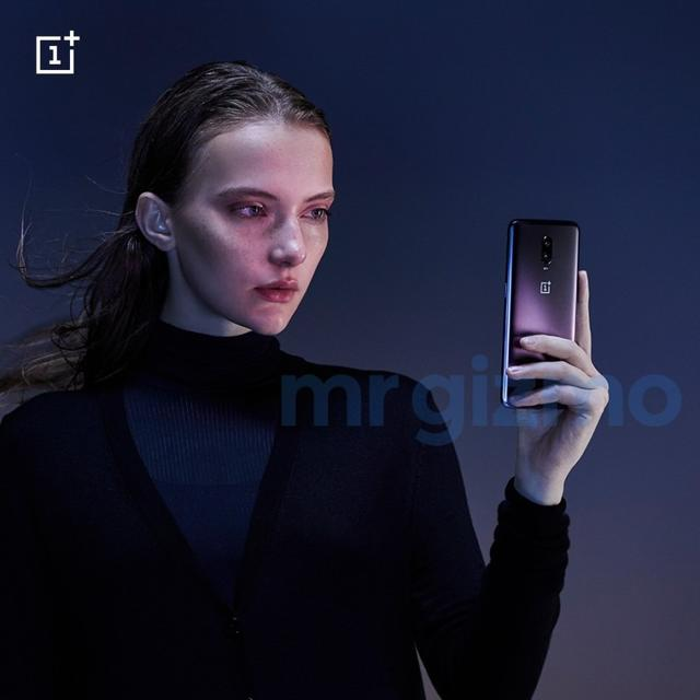 OnePlus 6T may soon come in a dazzling new thunder purple model and this is what it looks like!