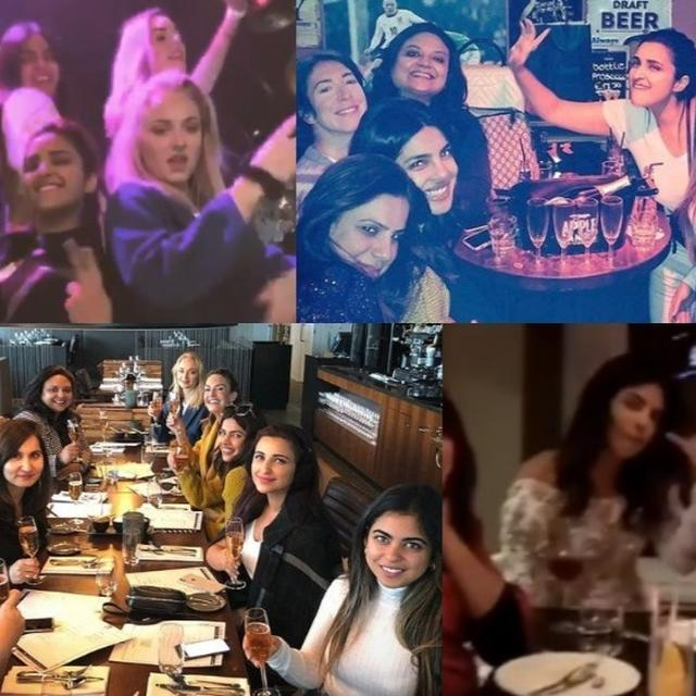 THESE UNSEEN MOMENTS FROM PRIYANKA CHOPRA'S BACHELORETTE SHOW THE ACTOR HAD THE TIME OF HER LIFE IN AMSTERDAM