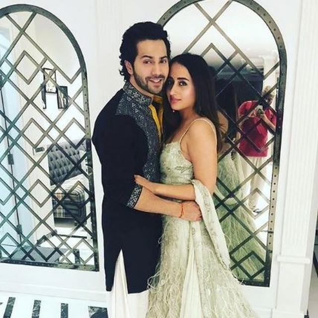 VARUN DHAWAN MAKES IT INSTAGRAM OFFICIAL WITH LONGTIME GIRLFRIEND NATASHA DALAL