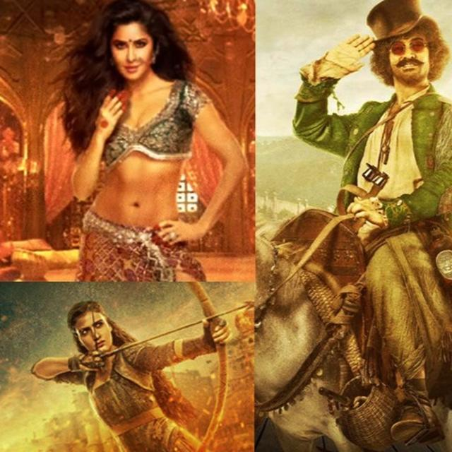 NETIZENS REVIEW 'THUGS OF HINDOSTAN'