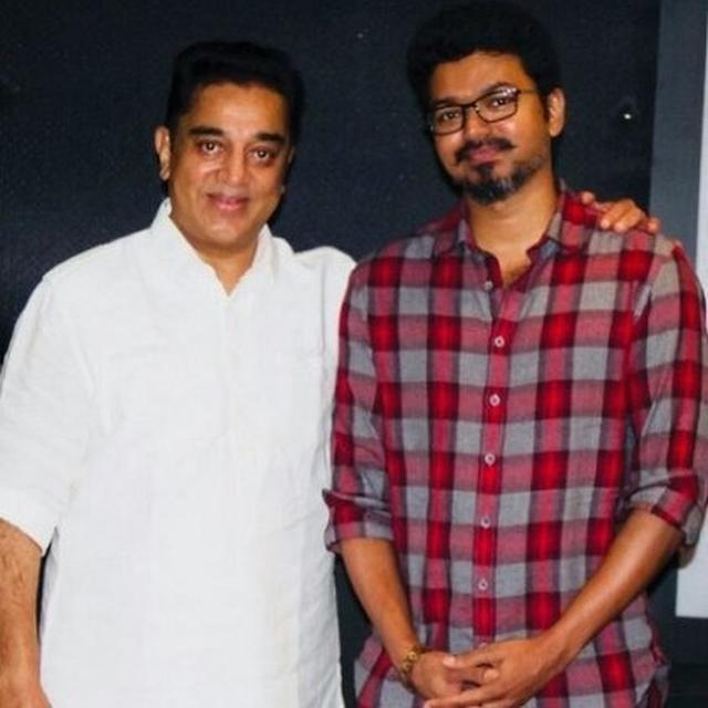 KAMAL HAASAN BACKS VIJAY STARRER 'SARKAR' IN FACE-OFF WITH TAMIL NADU GOVT