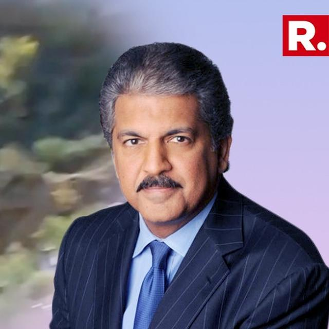 ANAND MAHINDRA SHARES DAREDEVILRY VIDEO