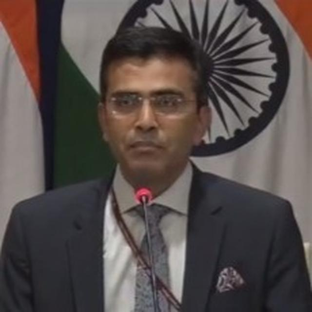 India Always Wanted Afghan-Led Peace Process Says Raveesh Kumar