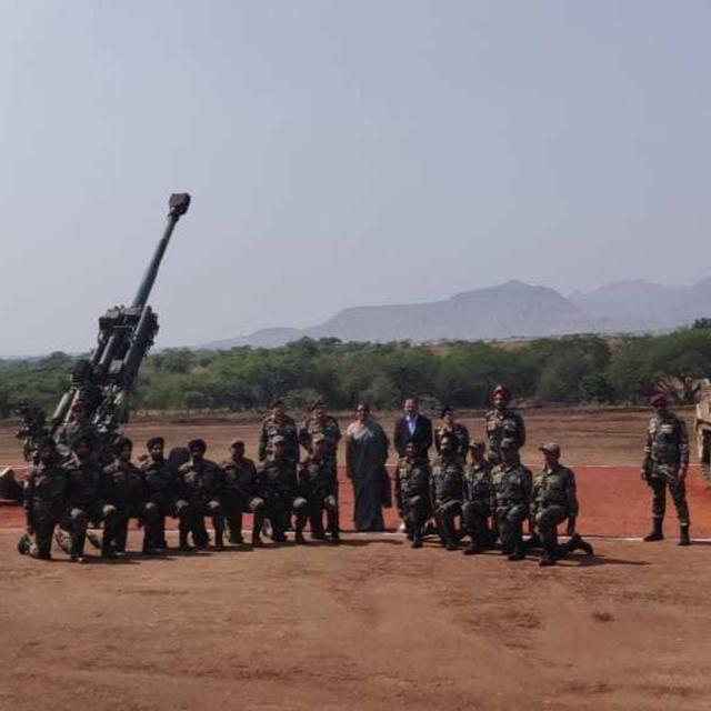 FROM M777 TO RAFALE: THE BIG UPGRADES IN THE INDIAN MILITARY