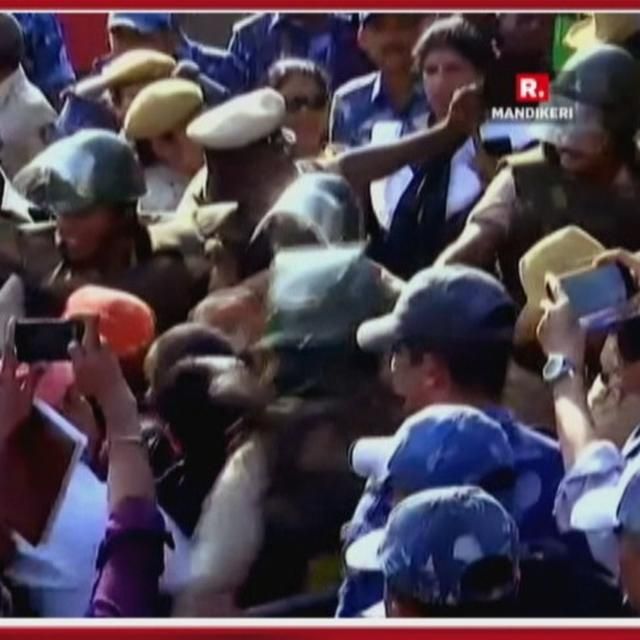 LIVE UPDATES: PROTEST BREAKS OUT AMID TIPU JAYANTI CELEBRATIONS