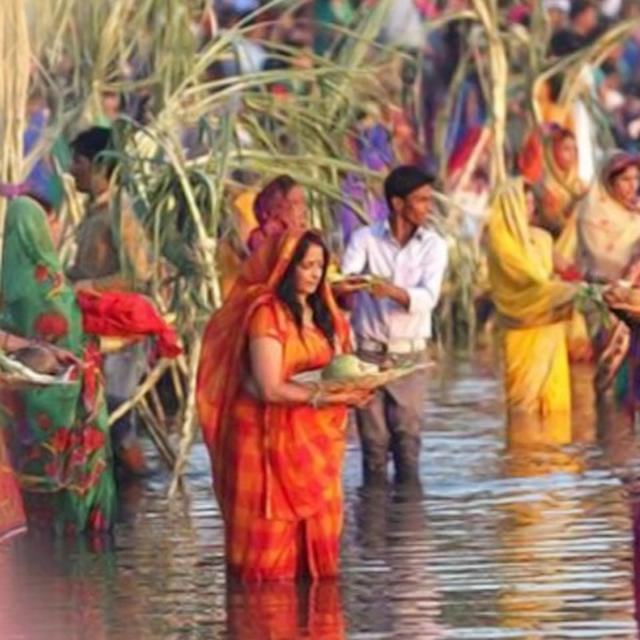 Mumbai BJP Urges Government To Ensure Smooth Chhath Festivities