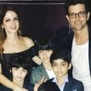 FAMILY TIME: HRITHIK ROSHAN UNWINDS WITH SUSSANNE KHAN AND KIDS IN GOA, CELEBRATES 'PRETTIEST ROSHAN'S BIRTHDAY