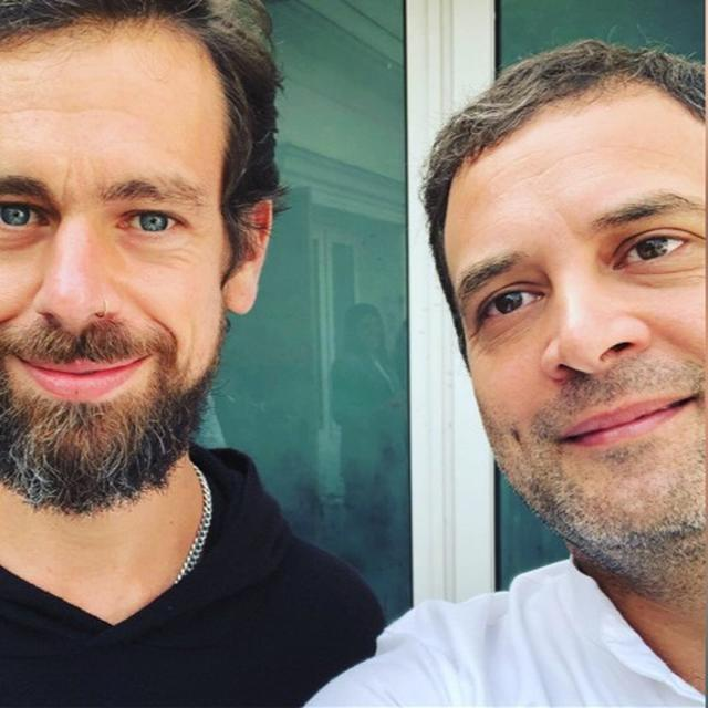 RAHUL GANDHI MEETS TWITTER CEO, TWITTERATI ASK POINTED QUESTIONS