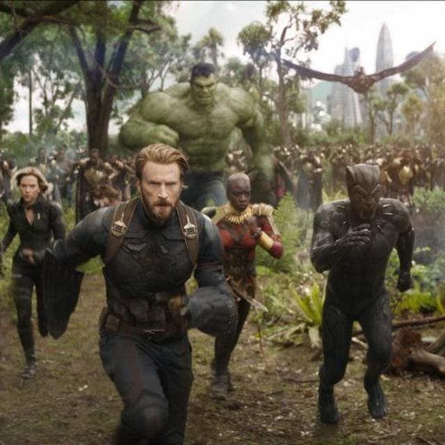 BEFORE THE CLIMACTIC 'AVENGERS 4', INFINITY WAR WINS MAJOR GONGS AT PEOPLE'S CHOICE AWARDS 2018
