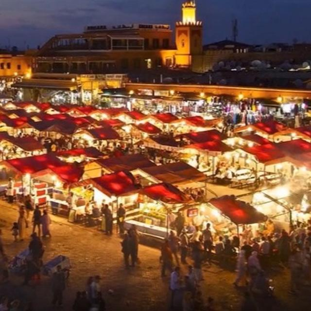 SOUKS: GATEWAY TO CULTURES AND TRADITIONS