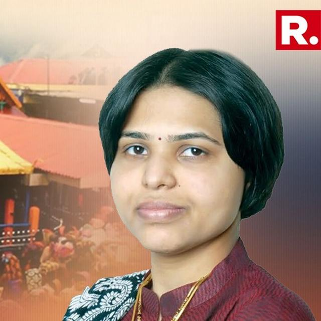 COMPLAINT FILED AGAINST TRUPTI DESAI IN KERALA