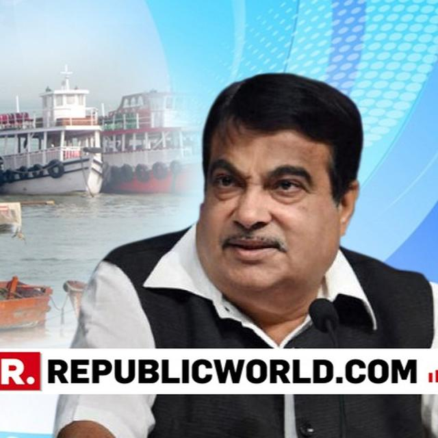 HAVE GIVEN NOD FOR THANE-VIRAR WATER TRANSPORT PROJECT: GADKARI