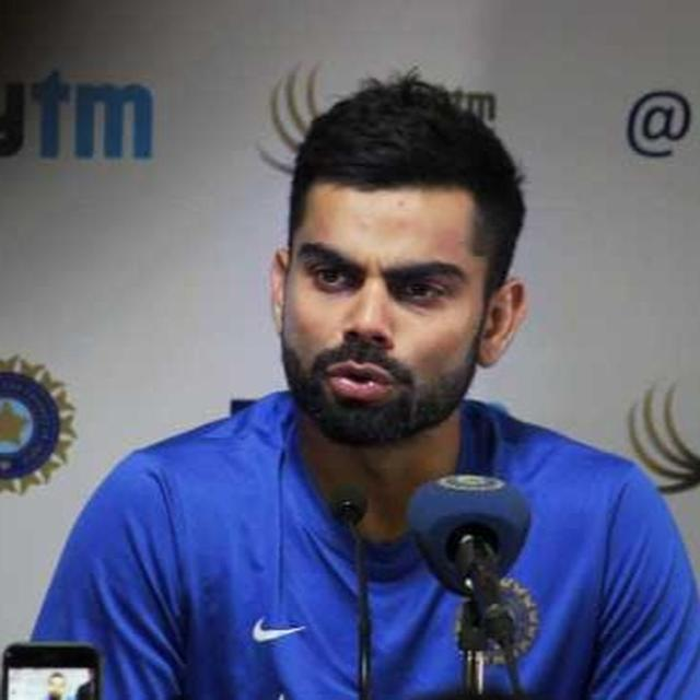BCCI RUBBISHES REPORTS ON VIRAT KOHLI