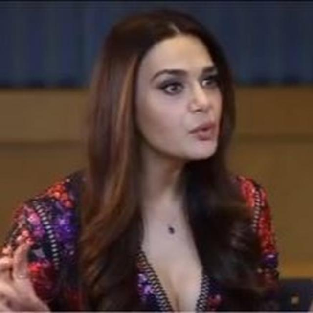 AFTER #METOO BACKLASH, PREITY ZINTA CLAIMS INTERVIEW WAS INSENSITIVELY EDITED