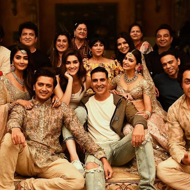 HOUSEFULL 4: AFTER #METOO ALLEGATIONS DERAILED THE SHOOT, AKSHAY KUMAR AND TEAM WRAP THE COMEDY