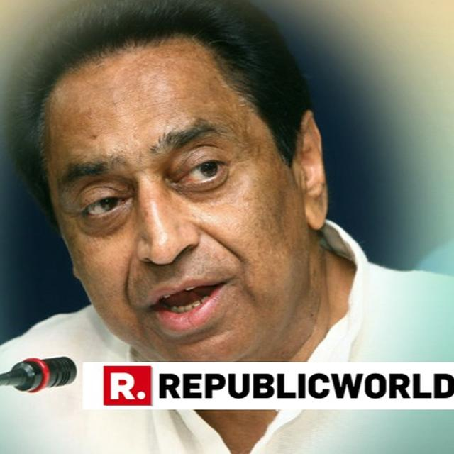 HUNGRY TO BRING CONGRESS BACK IN POWER IN MP: KAMAL NATH