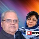 J&K GOVERNOR JUSTIFIES DISSOLVING THE ASSEMBLY IN A STATEMENT
