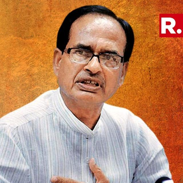 Shivraj Singh Chouhan Conducts Road Show, Assures To Work For Madhya Pradesh's Welfare